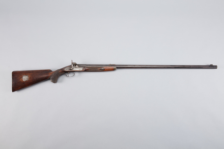 rifle, W1786, Photographed by Richard NG, digital, 14 Mar 2017, © Auckland Museum CC BY