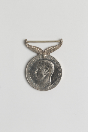 medal, campaign, N2955, Photographed by: Julia Scott, photographer, digital, 15 Mar 2017, © Auckland Museum CC BY