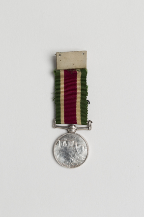 medal, campaign (miniature), N2834, Photographed by: Julia Scott, photographer, digital, 15 Mar 2017, © Auckland Museum CC BY