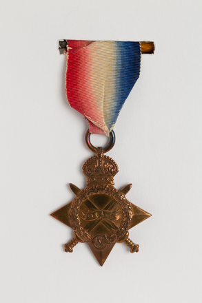 medal, campaign, 1985.54, N2645, Photographed by: Julia Scott, photographer, digital, 27 Mar 2017, © Auckland Museum CC BY