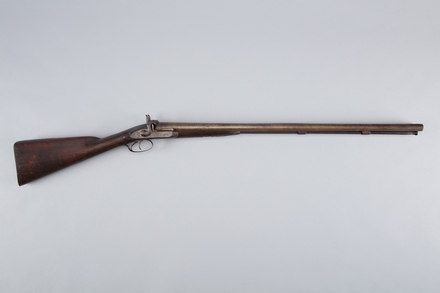 shotgun, W0109, Photographed by Richard NG, digital, 31 Mar 2017, © Auckland Museum CC BY