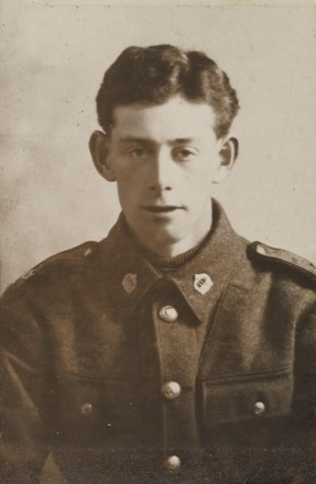Portrait of Sergeant Arthur Dettert - Military Medal. R24184974, Archives New Zealand. Image has no known copyright restrictions.