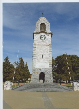Marlborough War Memorial exterior. Image provided by John Halpin 2017, CC BY John Halpin