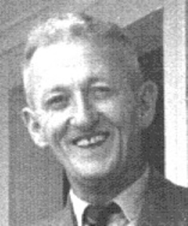 Douglas Eric BRADNEY in later life. Image kindly provided by Graham Bould (May 2017). Image has no known copyright restrictions.