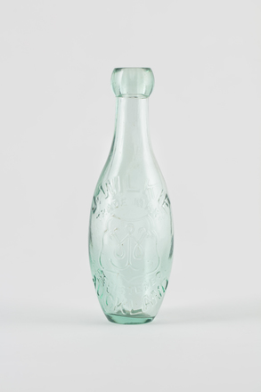 bottle, aerated water, 2014.24.33, 220/3, Photographed by Richard NG, digital, 01 Jun 2017, © Auckland Museum CC BY