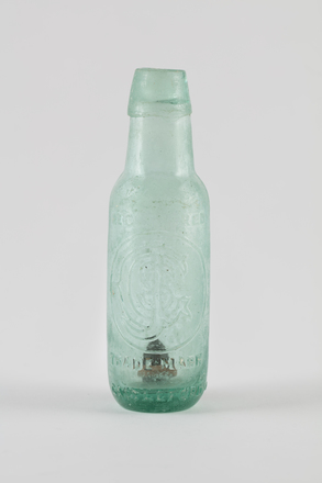bottle, mineral water, 2014.24.53, 35/11, Photographed by Richard NG, digital, 06 Jun 2017, © Auckland Museum CC BY