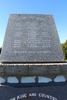 Ward War Memorial, Ward, Marlborough. Memorial Honours Board 1914-1918. Image provided by John Halpin 2017, CC BY John Halpin 2017.