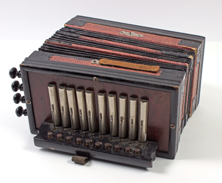 accordion, Regal Melodeon