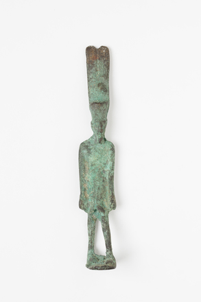Figure, 1985.78, 51429, Photographed by Andrew Hales, digital, 03 Aug 2017, © Auckland Museum CC BY