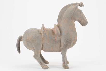 figure, horse, K6968, 6399, 1767, Photographed by Richard NG, digital, 03 Aug 2017, © Auckland Museum CC BY