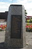 Otahuhu Railway Workshops War Memorial 1914-1918 Panel, corner of Piki Thompson Way, Otahuhu Auckland 1062. Image provided by John Halpin 2012, CC BY John Halpin 2012