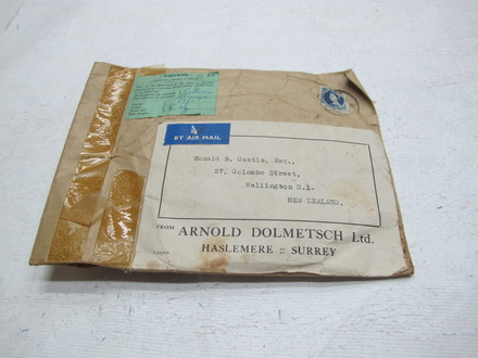 envelope of strings