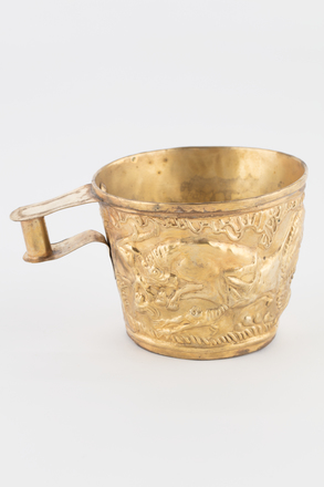 Cup, 1929.407.2, 4543.2, Photographed by Denise Baynham, digital, 10 Aug 2017, © Auckland Museum CC BY