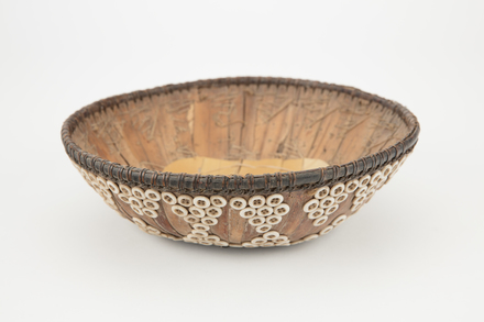 basket, 47722, B88, 1975.90, Photographed by Richard Ng, digital, 24 Aug 2017, © Auckland Museum CC BY