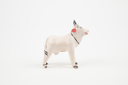 pottery, cow, 1974.154, 46671, 8, Photographed by Richard Ng, digital, 30 Aug 2017, © Auckland Museum CC BY