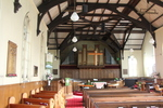 Mount Albert Methodist Church interior,  831 New North Road Mount Albert, Auckland 1025. Image provided by John Halpin 2015, CC BY John Halpin 2015.