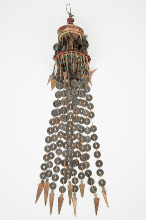 wind chime, 2017.x.299, B85, Photographed by Richard Ng, digital, 05 Sep 2017, © Auckland Museum CC BY