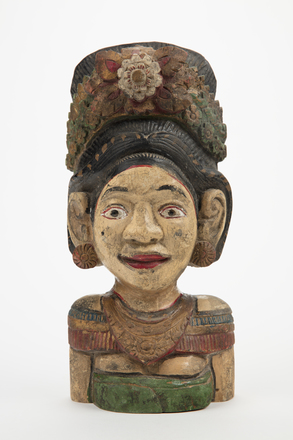 carving, 47715, B61, 1975.90, Photographed by Richard Ng, digital, 11 Sep 2017, Cultural Permissions Apply