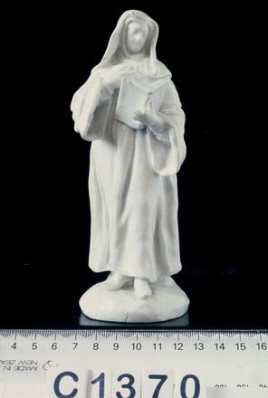 figure, nun