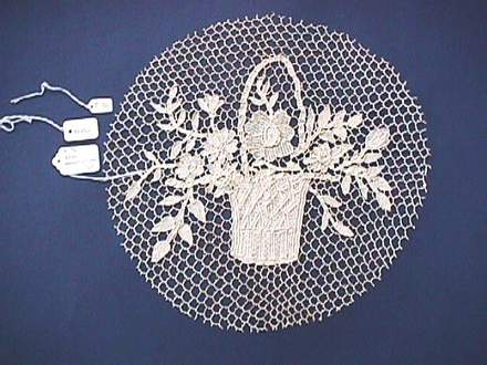panel lace - full view