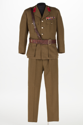 jacket, service dress, 2001.25.806.1, 7440, Photographed 11 Oct 2017, © Auckland Museum CC BY