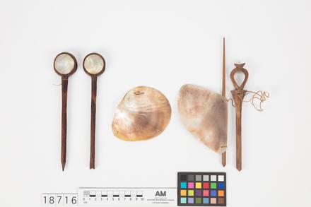 Vaka akaraanga; 1932.557; 18716; Photographed by Richard Ng; digital; 16 Oct 2017; Cultural Permissions Apply