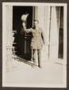 "Unknown, photographer (1915-1916). ""Capt. Wallis"". [Agnes (Peggy) Williams photograph album]. Auckland War Memorial Museum - Tāmaki Paenga Hira PH-2017-2-3-p40-5. No known copyright restrictions."