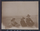 "Unknown, photographer (1915-1916). ""On the Mokattam hills, Cairo. Sis. Anderson, self and ... Sp..."". [Agnes (Peggy) Williams photograph album]. Auckland War Memorial Museum - Tāmaki Paenga Hira PH-2017-2-1-p37-3. No known copyright restrictions."
