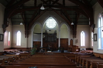 St. Stephen's Presbyterian Church interior, 65 Jervois Rd, Ponsonby, Auckland 1011. Image provided by John Halpin 2014, CC BY John Halpin 2014