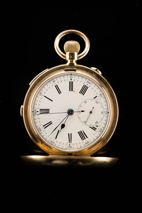 watch, pocket, 1985.79, H422, Photographed by Jennifer Carol, 25 Oct 2017, © Auckland Museum CC BY