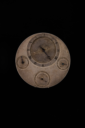 watch, movement, H154, Photographed by Jennifer Carol, digital, 30 Oct 2017, © Auckland Museum CC BY