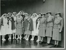 Enid Agnes Greenslade and the nurses of the HM Transport 25 Mauritania. Image kindly donated byAlison Broom (Nov 2017). Image may be subject to copyright restrictions.