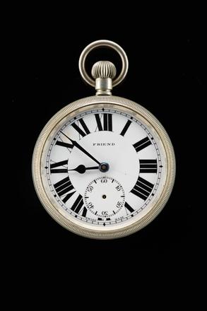 watch, H153.3, Photographed by Jennifer Carol, digital, 02 Nov 2017, © Auckland Museum CC BY