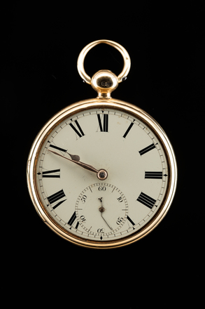watch, 1966.52, H64, 7854, 62, Photographed by Jennifer Carol, digital, 10 Nov 2017, © Auckland Museum CC BY