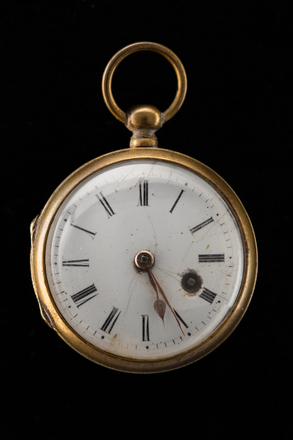 watch, H124, 18587, 23957, OM16, Photographed by Jennifer Carol, digital, 16 Nov 2017, © Auckland Museum CC BY
