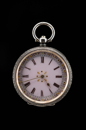 watch, H198, col.1718, Photographed by Jennifer Carol, digital, 20 Nov 2017, © Auckland Museum CC BY