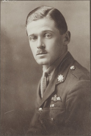Portrait of Captain James Lloyd Findlay, c.1920. Archives New Zealand, R24184043. Image has no known copyright restrictions.