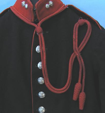 lanyard, uniform [2005.80.5] front view