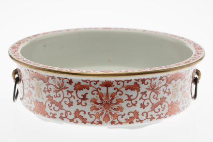 bowl, 1944.19, K611, 27182, PM12, 27183, Photographed by Denise Baynham, digital, 12 Feb 2018, © Auckland Museum CC BY