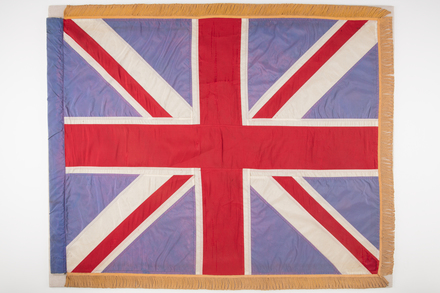 flag, colours, F146, Photographed by Denise Baynham, digital, 03 April 2018, © Auckland Museum CC BY