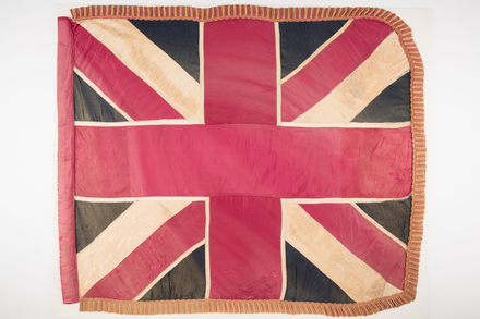 flag, colours, F151, Photographed by Denise Baynham, digital, 03 April 2018, © Auckland Museum CC BY