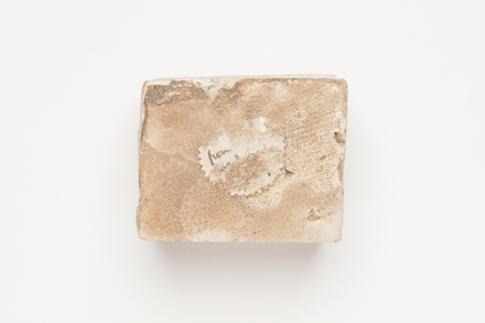 Alabaster fragment, 1984.117, 50802, Photographed by Richard Ng, digital, 30 Apr 2018, © Auckland Museum CC BY