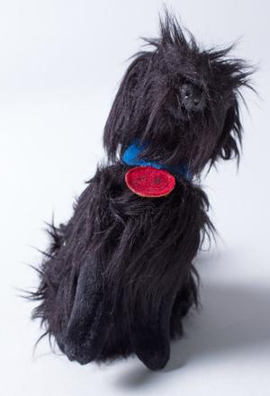 hairy maclary toy, stuffed
