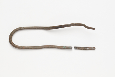 tweezers, 1947.49, 28692, E 30.780, Photographed by Richard Ng, digital, 10 May 2018, © Auckland Museum CC BY