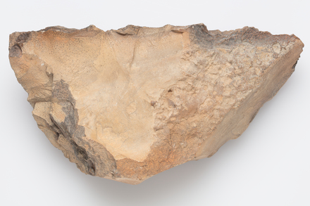 stone flake, 1933.158, 24701.11, Photographed by Denise Baynham, digital, 10 May 2018, © Auckland Museum CC BY