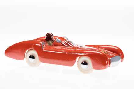 toy car, 1996.165.143, Photographed by Andrew Hales, digital, 14 May 2018, © Auckland Museum CC BY