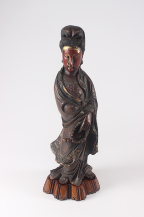 statue, Guan Ying 2017.21.10
