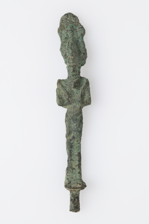 Statuette, Osiris, 13134, Photographed by Denise Baynham, digital, 24 May 2018, © Auckland Museum CC BY