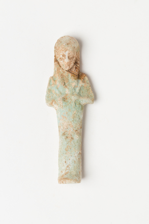 ushabti, funerary, 1982.275, 50461.1, Photographed by Jennifer Carol, digital, 28 May 2018, © Auckland Museum CC BY