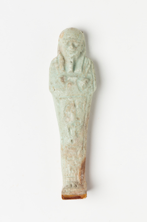 ushabti, funerary, 2017.x.515, Photographed by Jennifer Carol, digital, 28 May 2018, © Auckland Museum CC BY